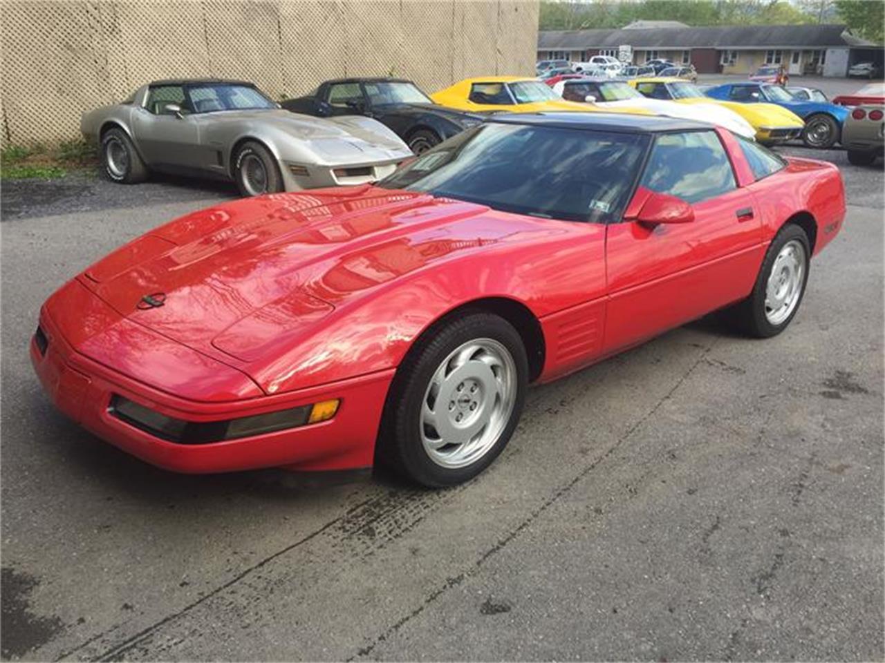 Large Picture of 1992 Corvette - I0FG
