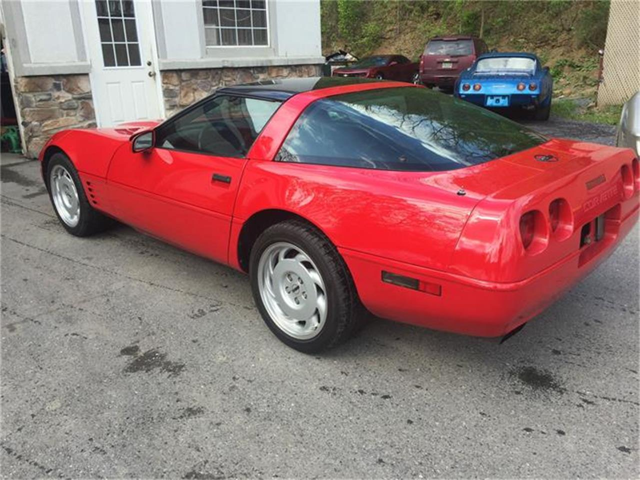 Large Picture of '92 Chevrolet Corvette located in Pennsylvania - $8,500.00 Offered by Keystone Corvettes - I0FG