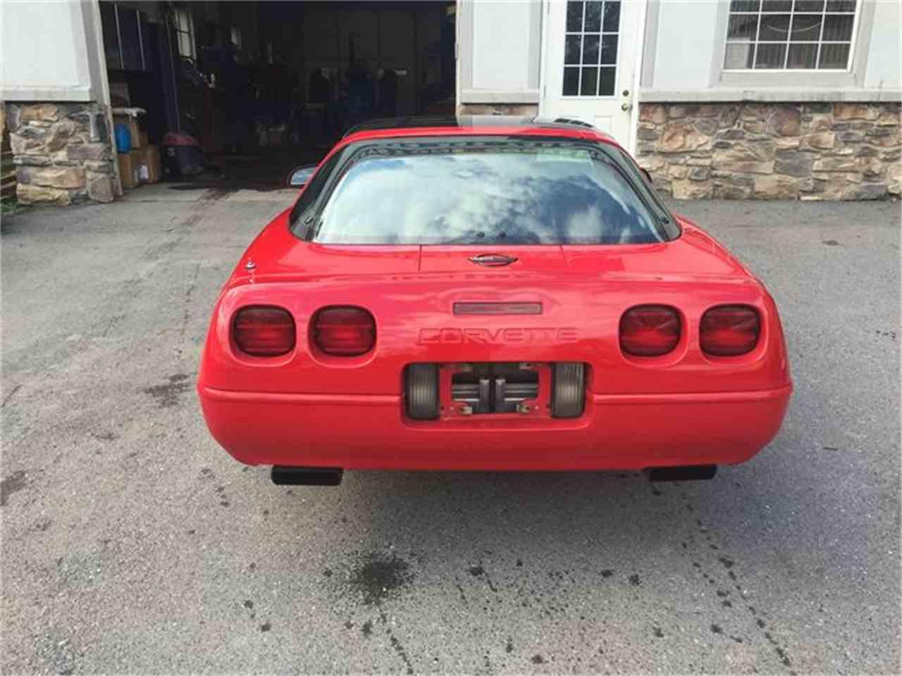 Large Picture of '92 Corvette - I0FG