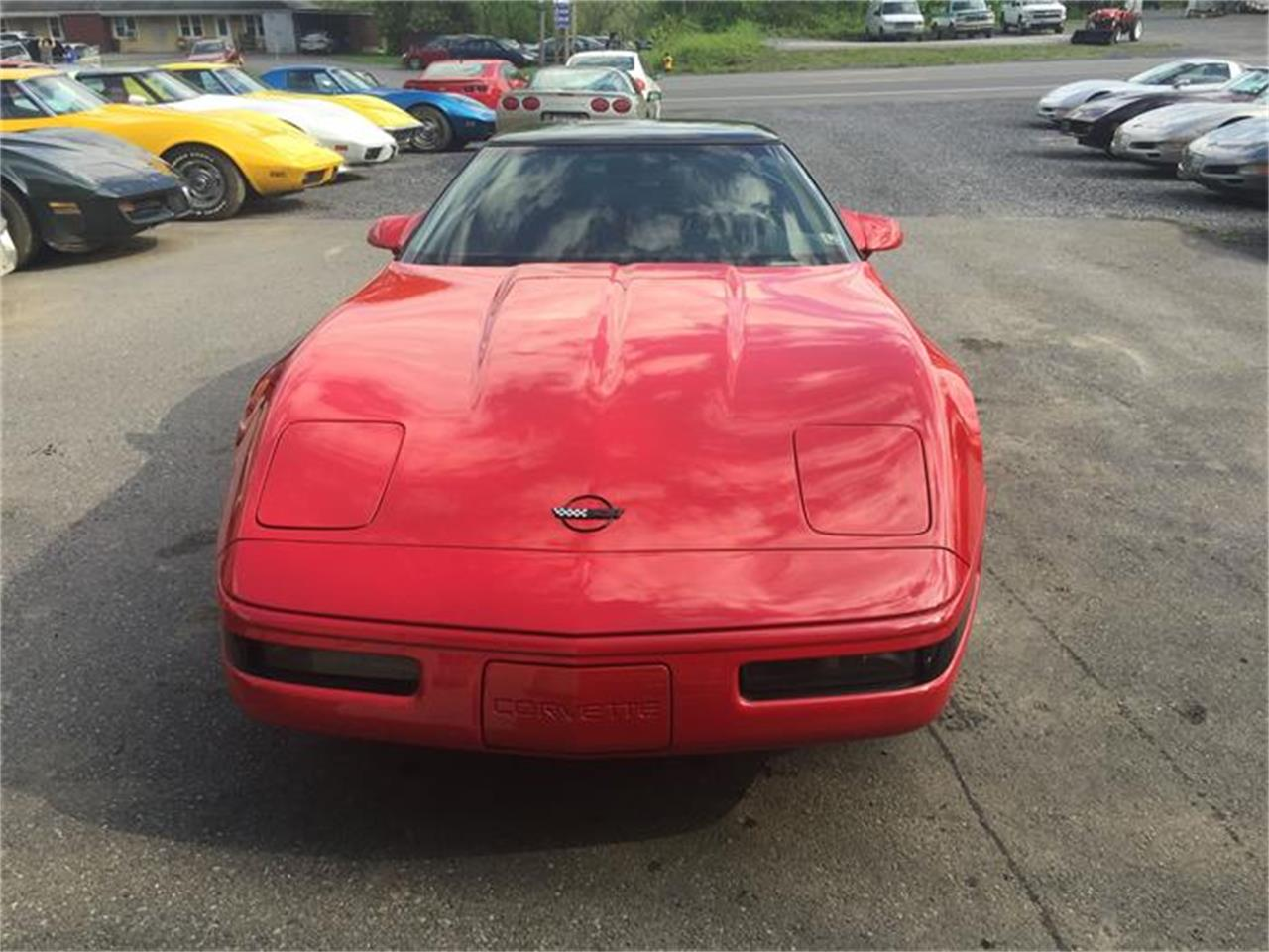 Large Picture of 1992 Chevrolet Corvette located in Pennsylvania - $8,500.00 Offered by Keystone Corvettes - I0FG