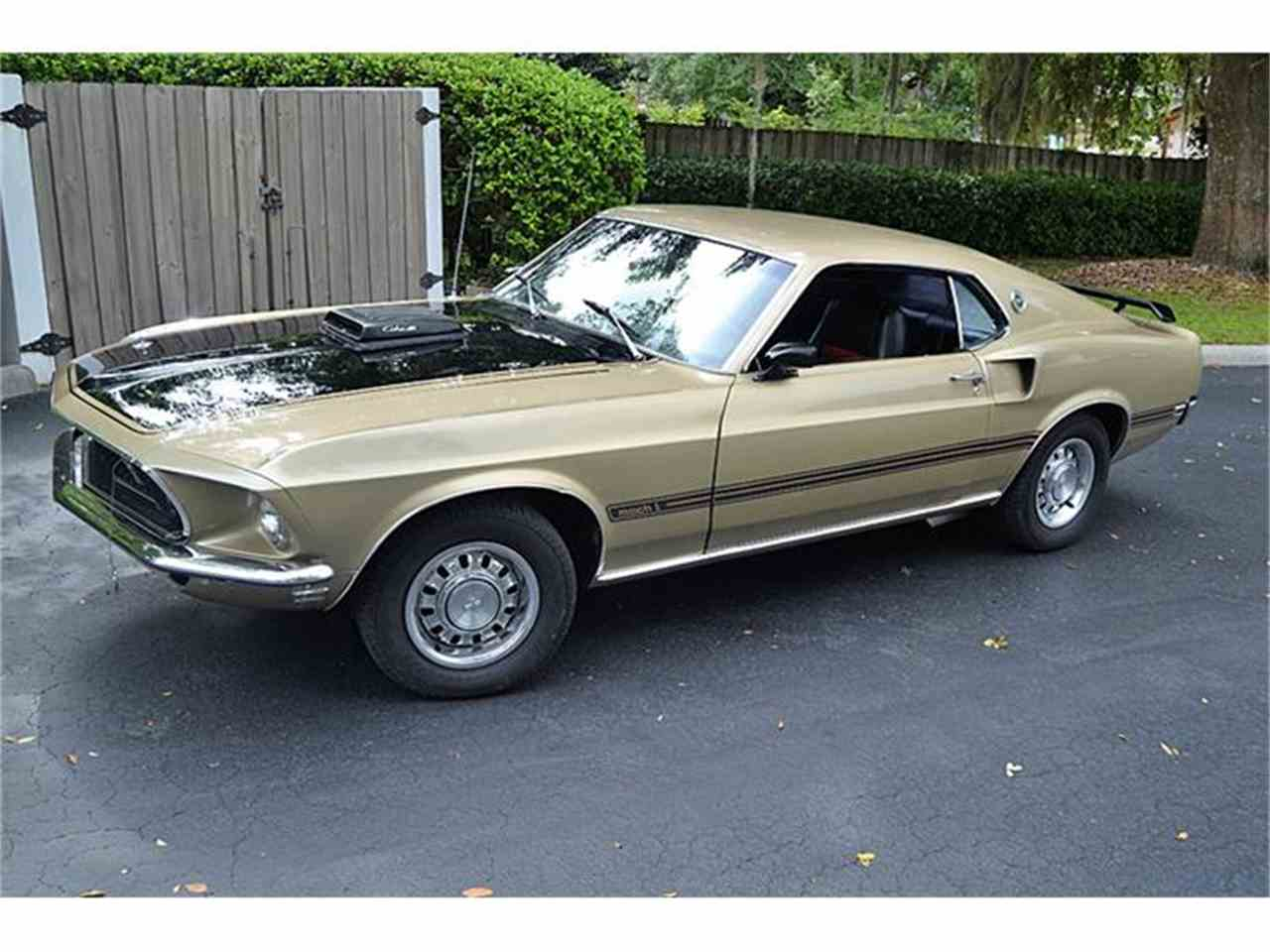 1969 Ford Mustang Mach 1 for Sale | ClassicCars.com | CC-843870
