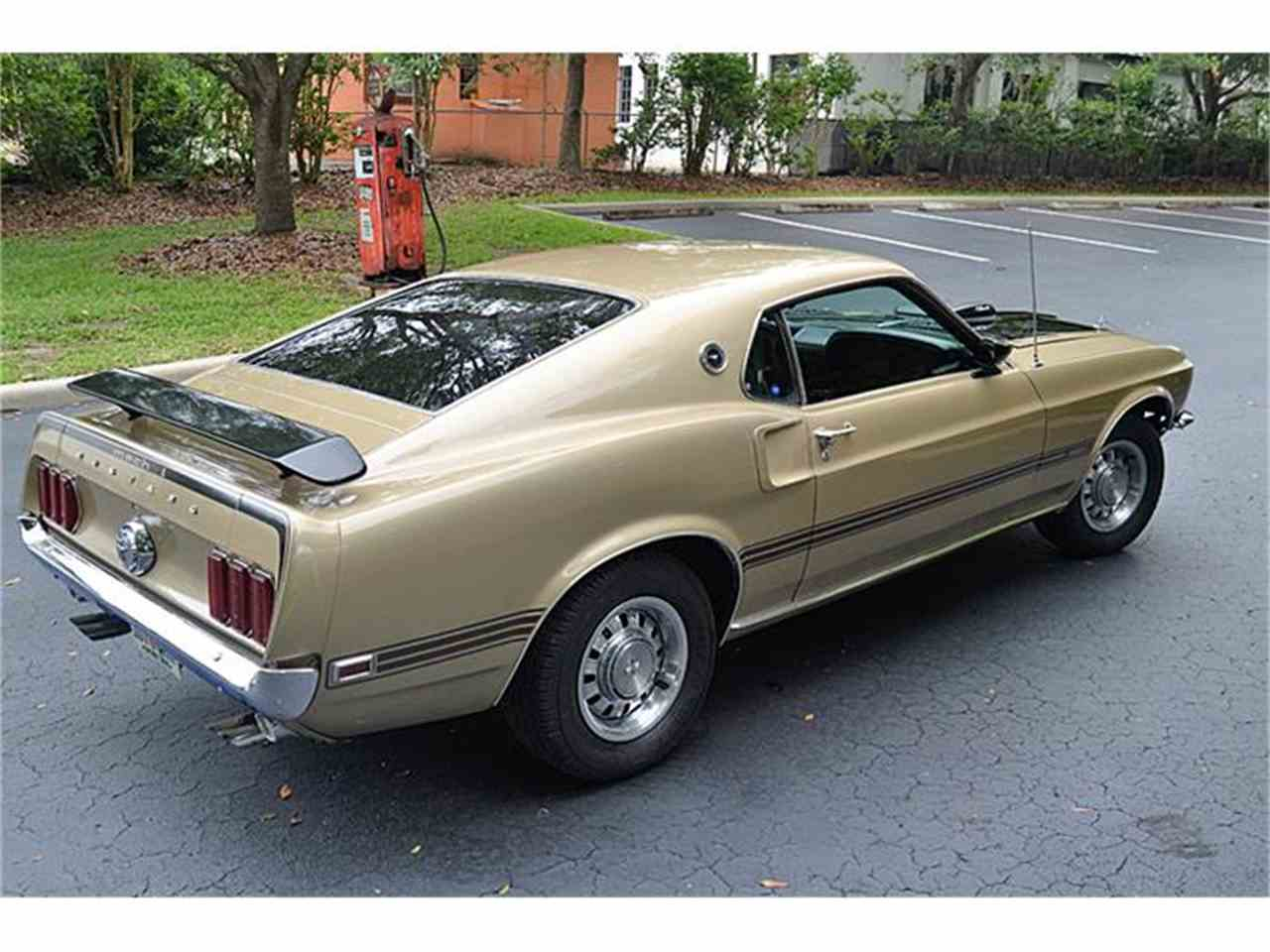 Large Picture of '69 Mustang Mach 1 - I34U