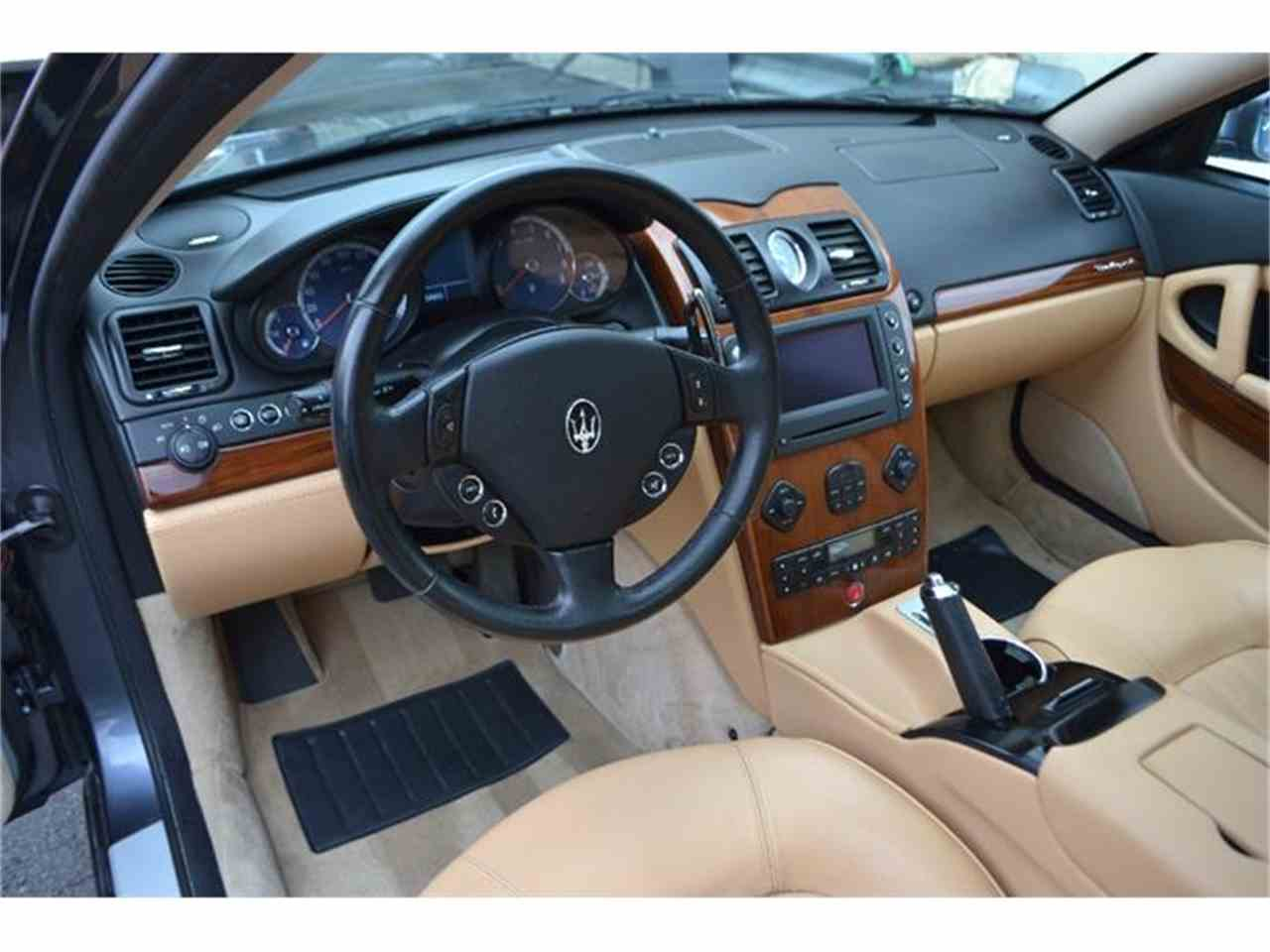 Large Picture of '06 Quattroporte - I351