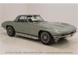 Picture of Classic '67 Chevrolet Corvette located in Napoleon Ohio Offered by Proteam Corvette Sales - I357