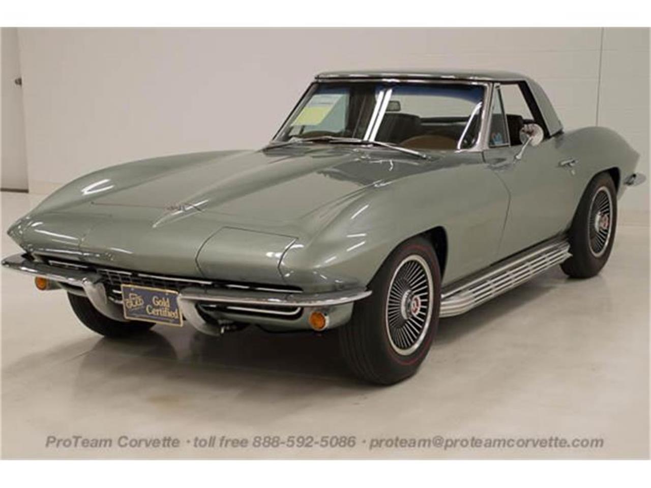 Large Picture of '67 Corvette - I357