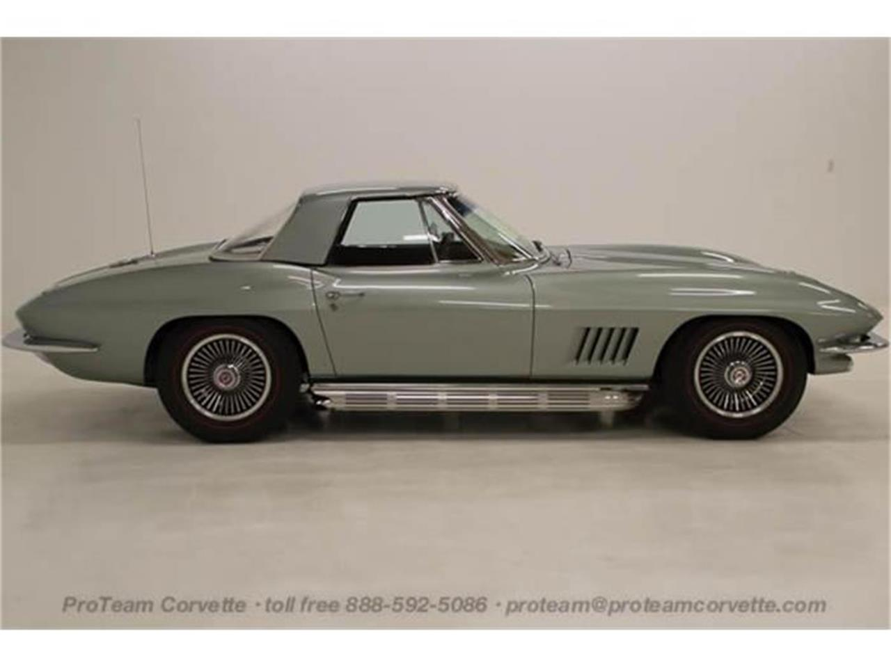 Large Picture of 1967 Corvette located in Napoleon Ohio - $165,000.00 Offered by Proteam Corvette Sales - I357