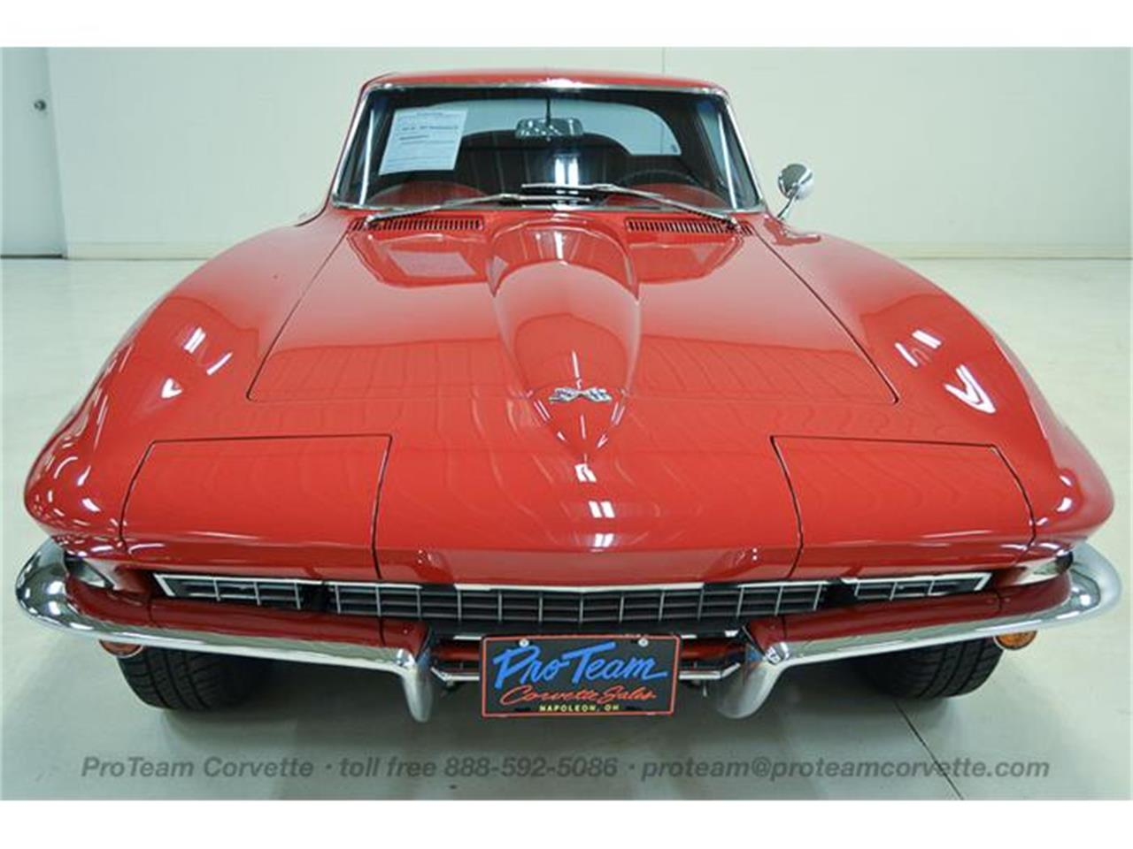 Large Picture of '67 Chevrolet Corvette located in Napoleon Ohio - $69,998.00 Offered by Proteam Corvette Sales - I35A
