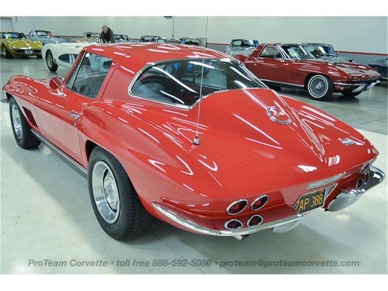 Large Picture of 1967 Corvette located in Ohio - $69,998.00 Offered by Proteam Corvette Sales - I35A