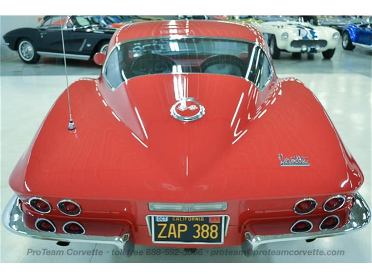 Large Picture of Classic '67 Chevrolet Corvette located in Ohio Offered by Proteam Corvette Sales - I35A