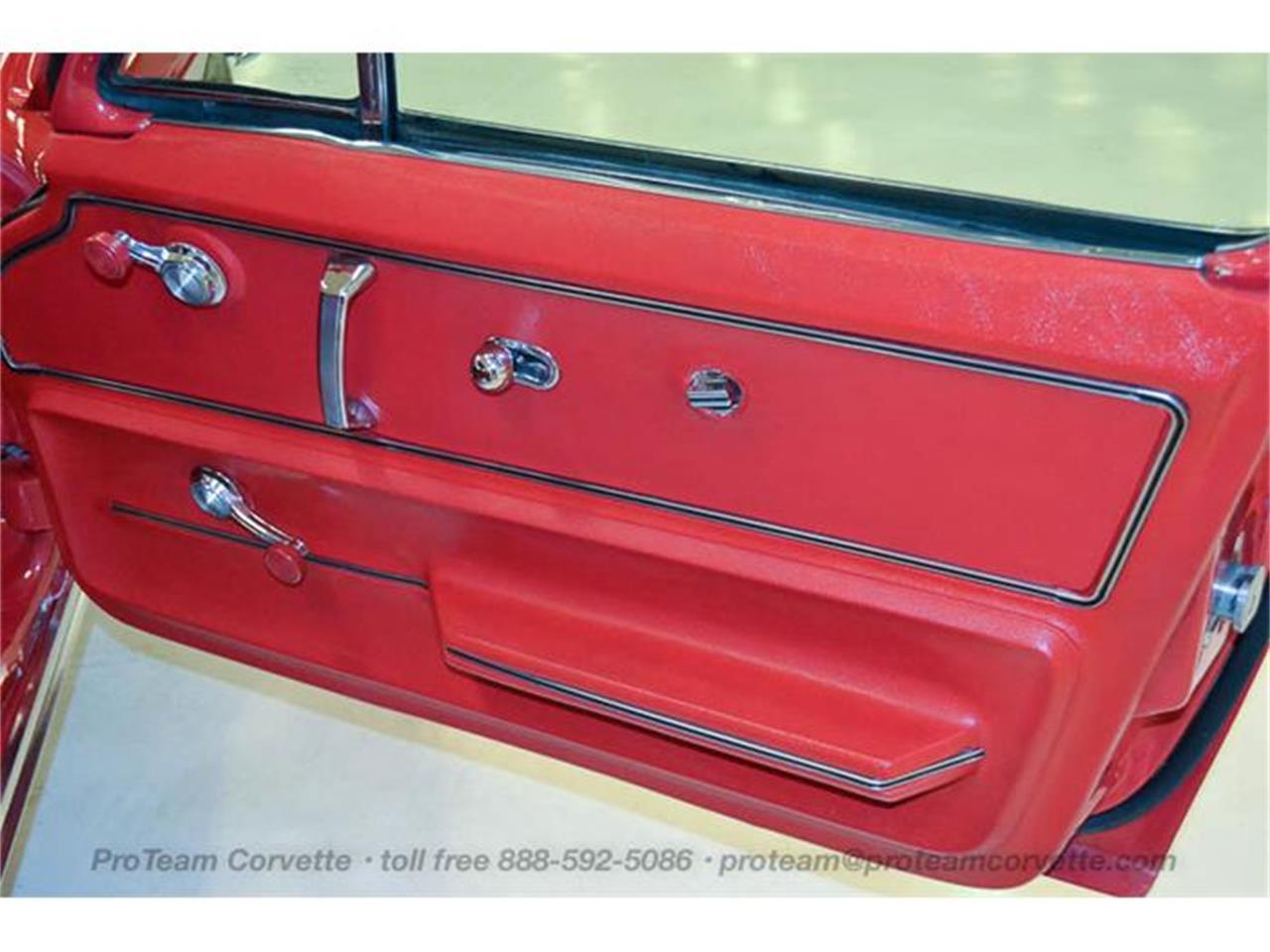 Large Picture of Classic '67 Chevrolet Corvette located in Napoleon Ohio - I35A