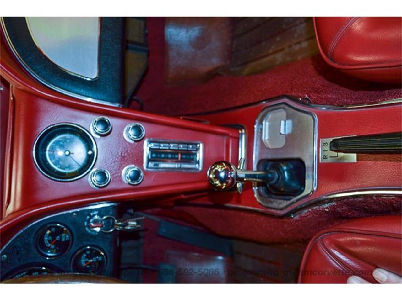 Large Picture of 1967 Corvette Offered by Proteam Corvette Sales - I35A