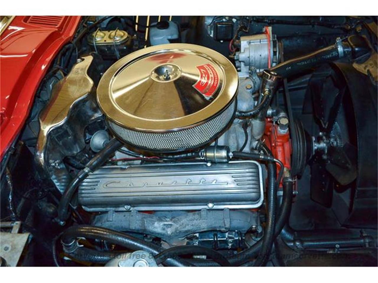 Large Picture of 1967 Chevrolet Corvette located in Napoleon Ohio - $69,998.00 - I35A
