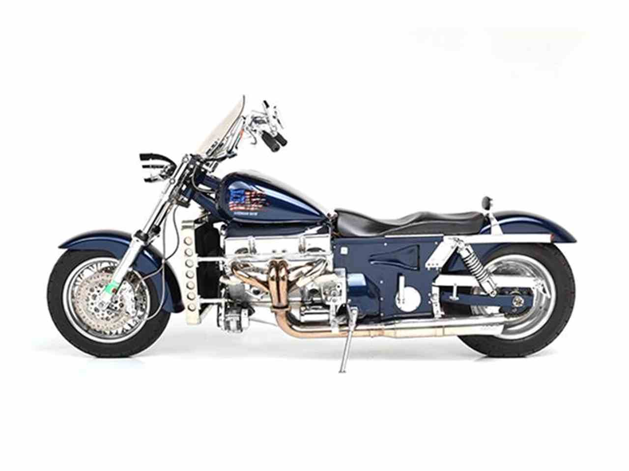 Large Picture of '62 Motorcycle - I35R