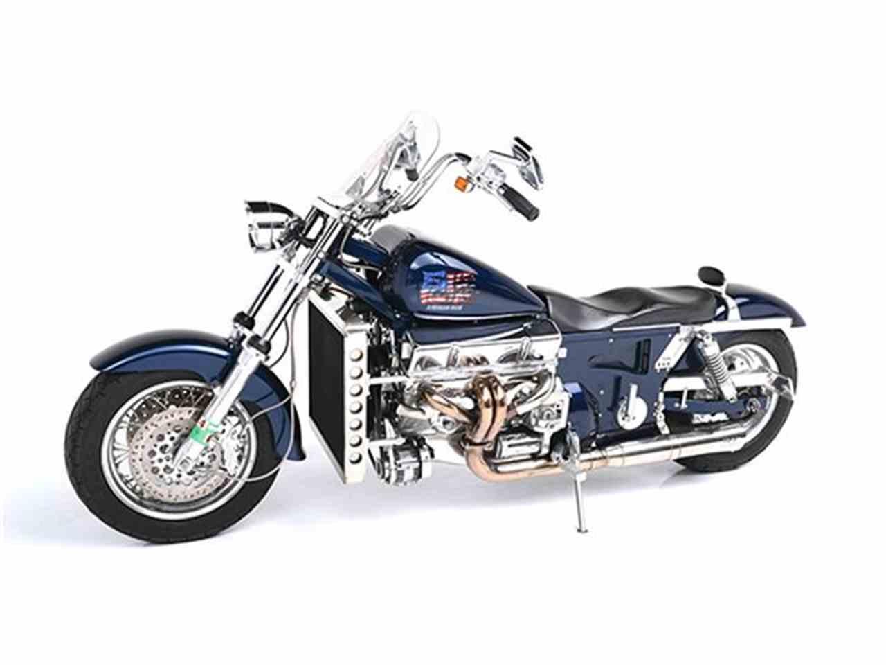 Large Picture of '62 Motorcycle Offered by Barrett-Jackson Collection Showroom - I35R