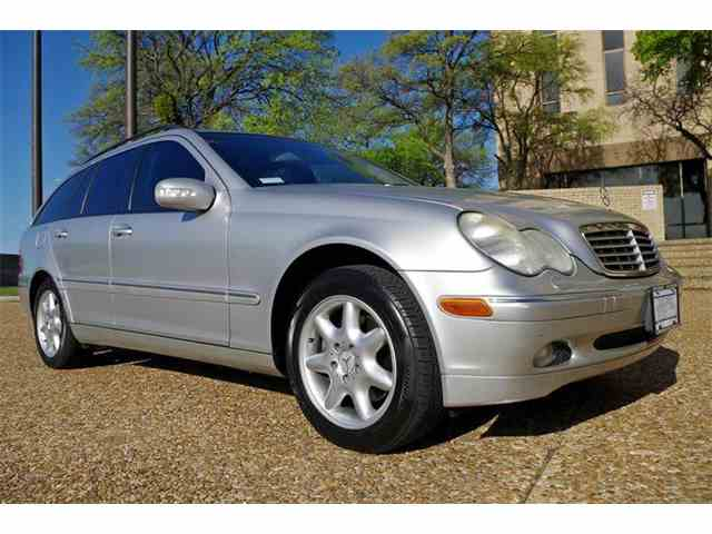 Picture of 2002 Mercedes-Benz C-Class located in Fort Worth Texas - I362