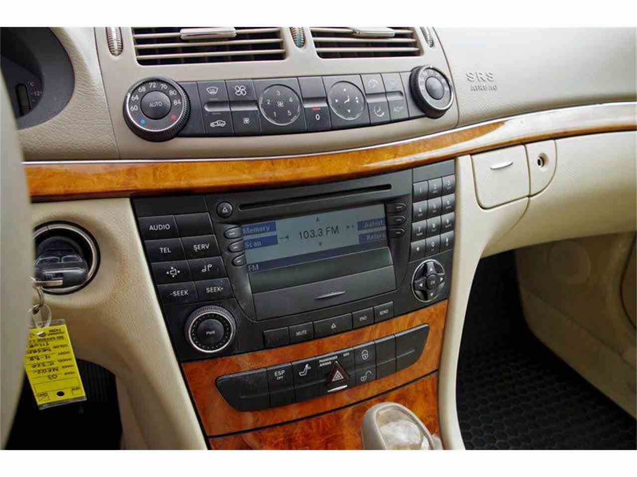 Large Picture of '03 E-Class - I365