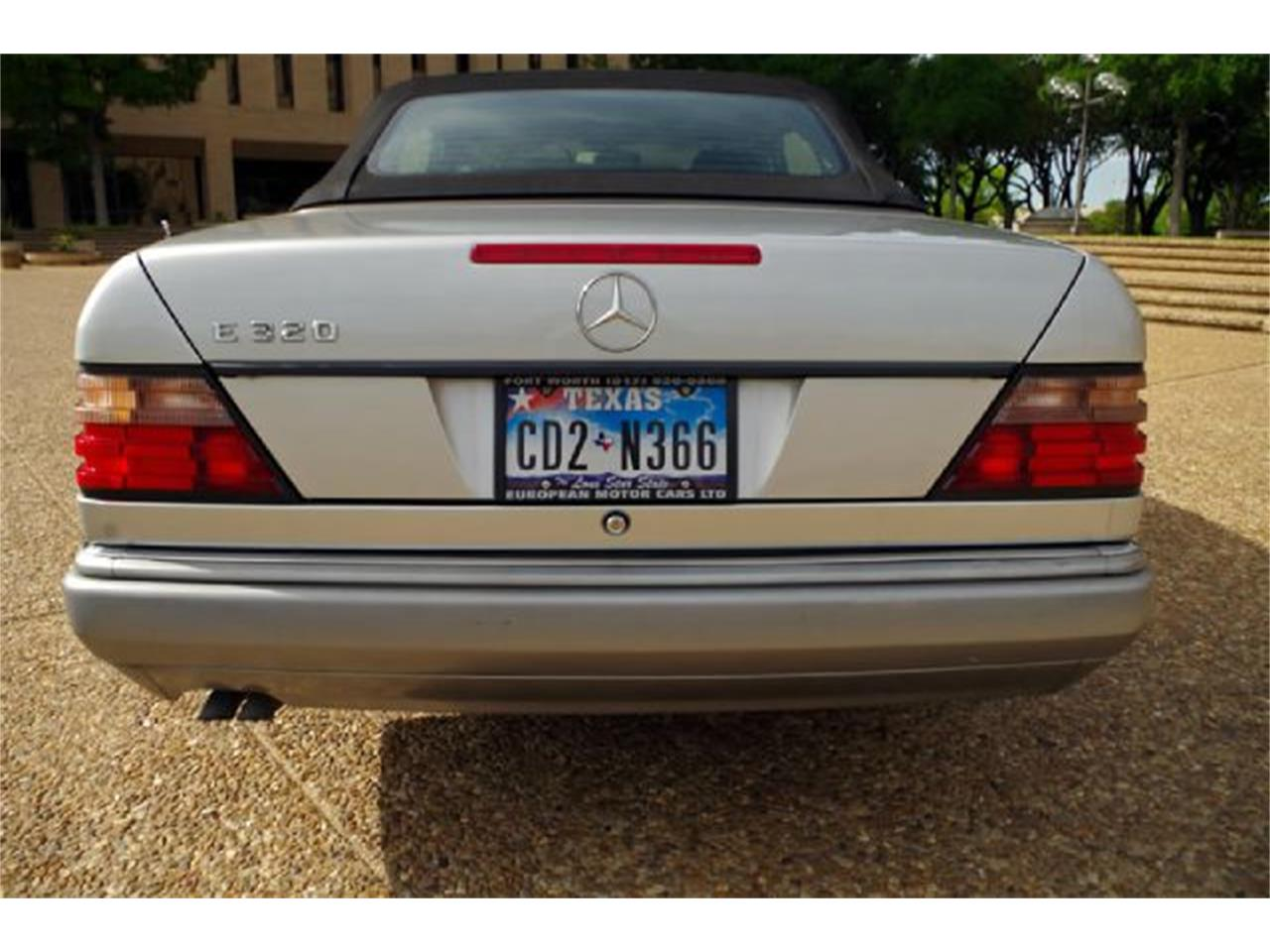 Large Picture of 1995 E-Class located in Texas - $8,995.00 - I36A