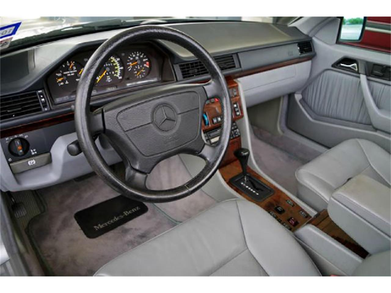 Large Picture of '95 E-Class - I36A