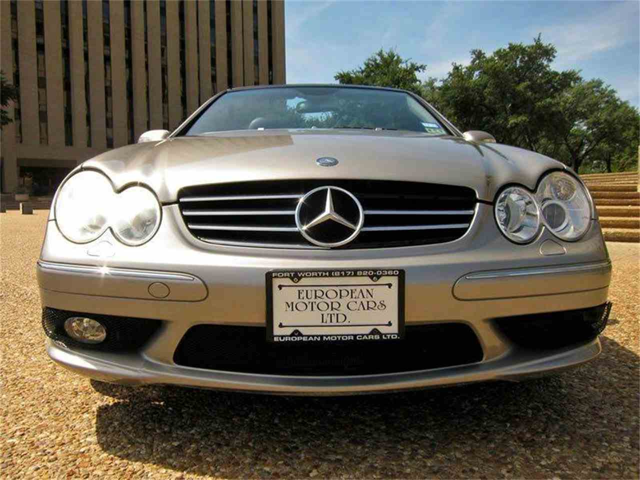 Large Picture of '05 CLK-Class - I36E