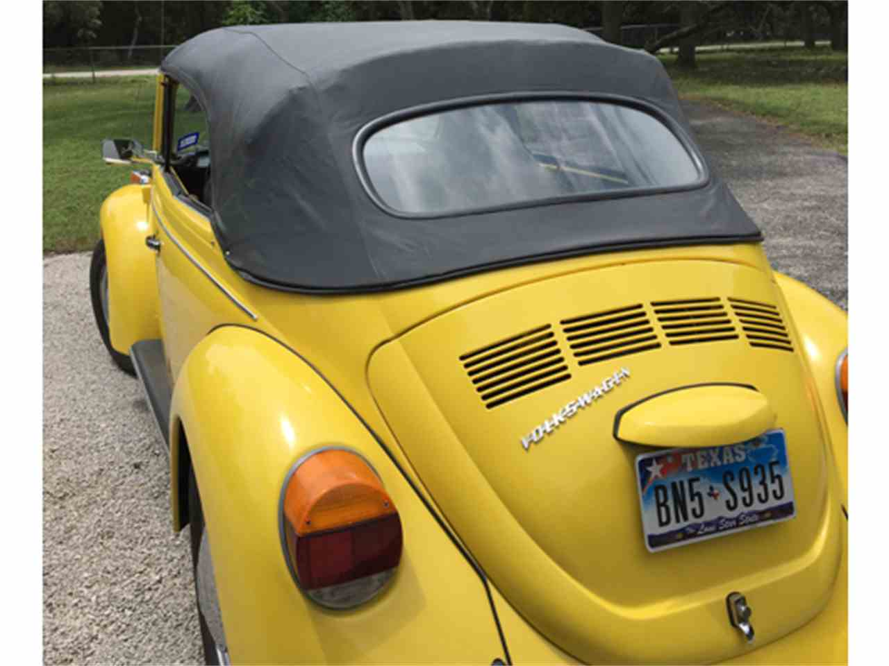 Large Picture of '73 Beetle - I36L