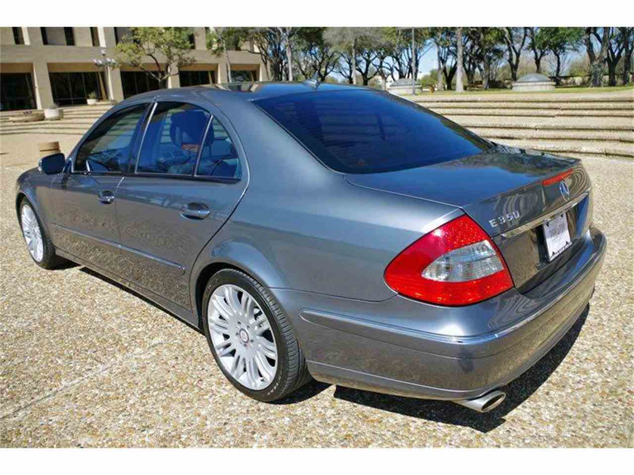 Large Picture of '08 E-Class - I36M