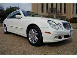 Picture of '03 E-Class - I36T