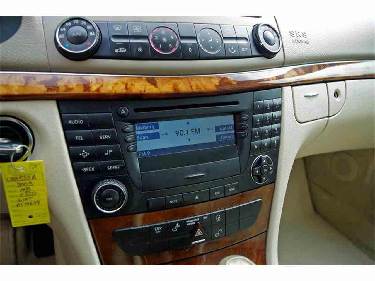 Large Picture of '03 E-Class - I36T