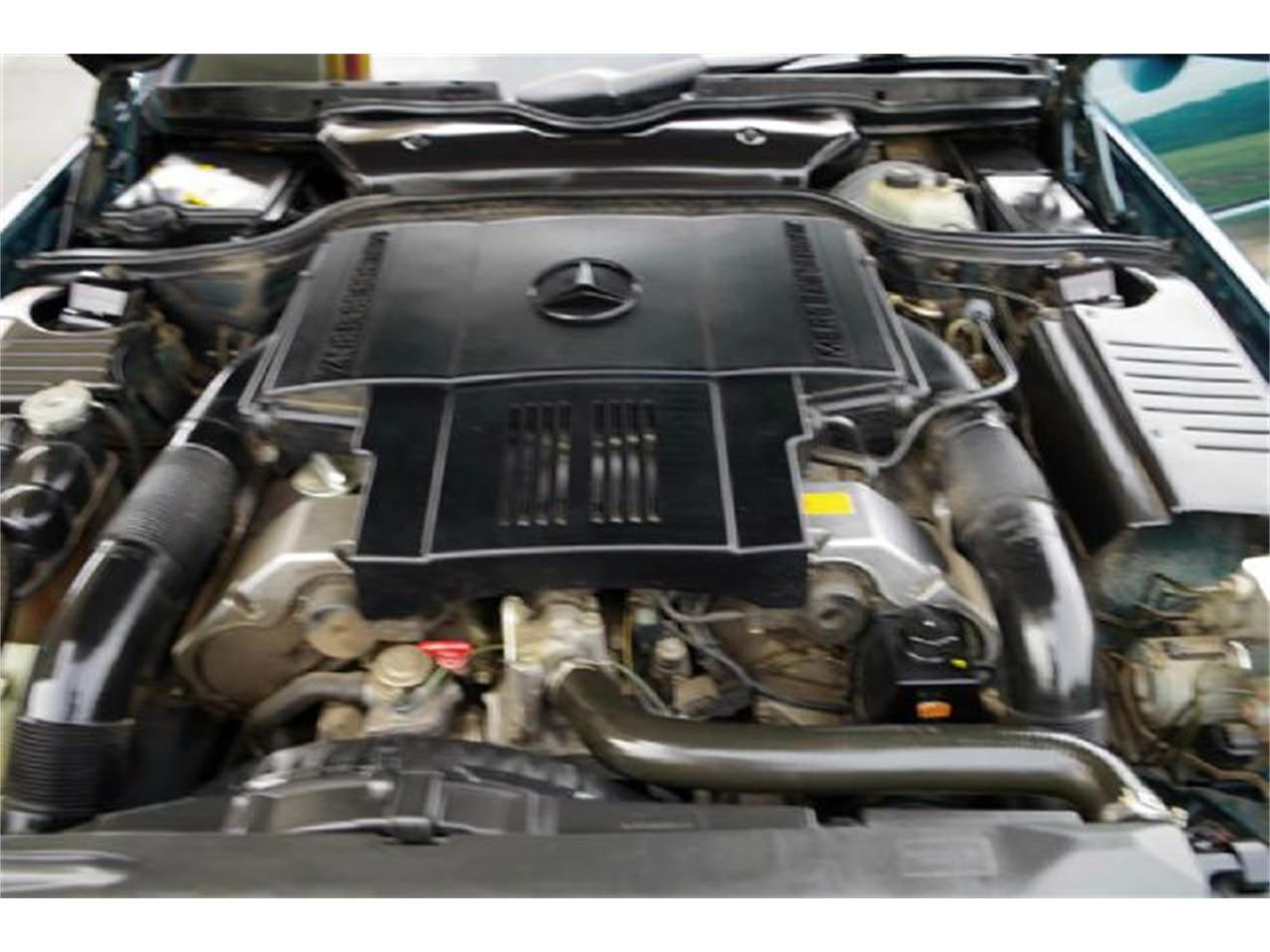 Large Picture of '96 SL-Class - I36W