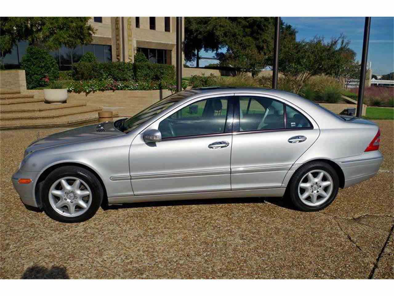 Large Picture of 2004 Mercedes-Benz C-Class located in Texas - $7,995.00 - I36Y