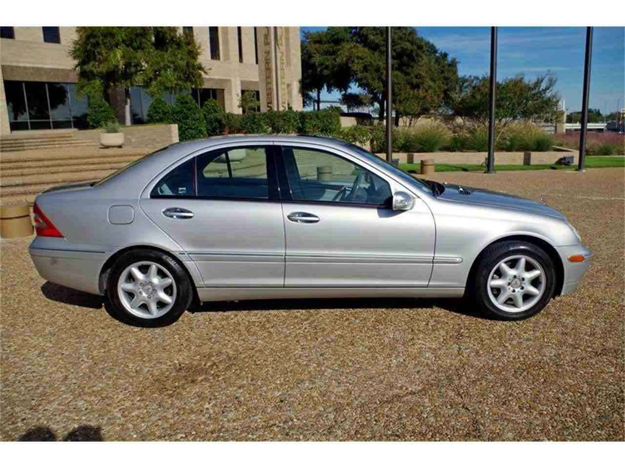 Large Picture of 2004 C-Class - $7,995.00 Offered by European Motor Cars LTD - I36Y