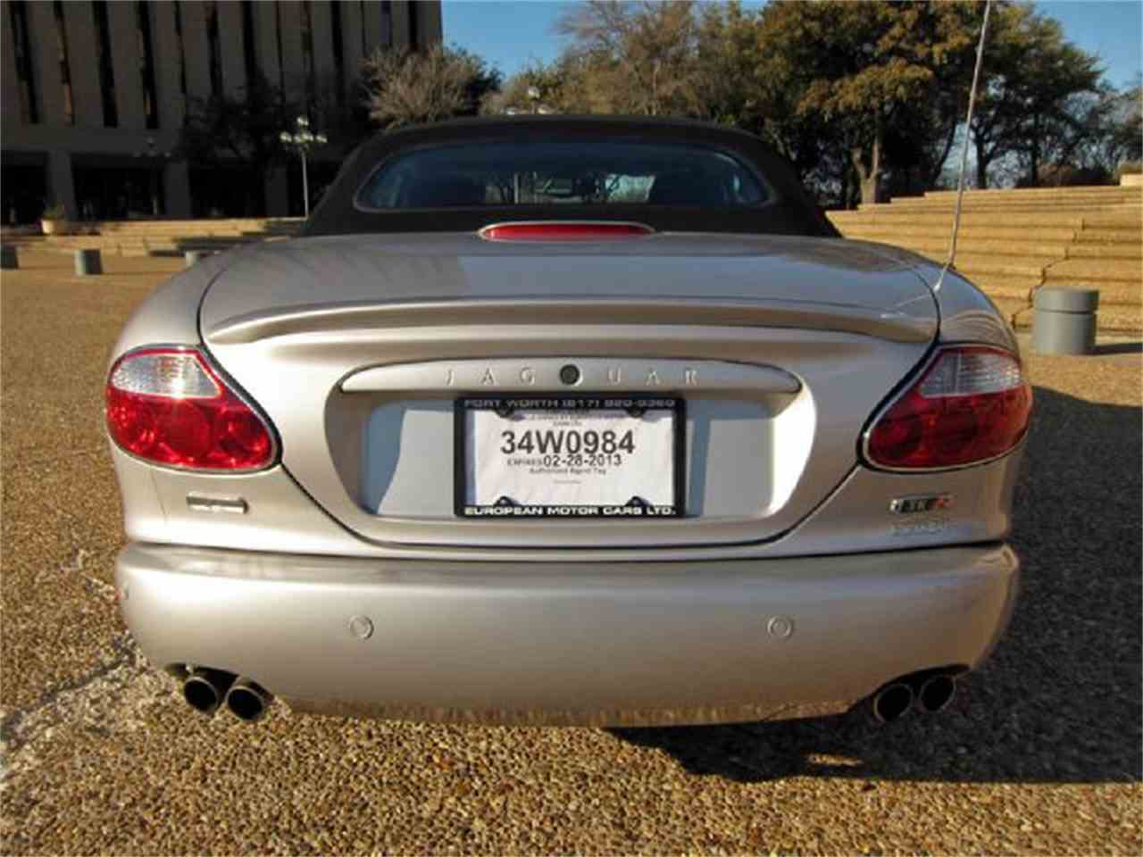 2006 jaguar xkr for sale cc 843952 for European motors fort worth