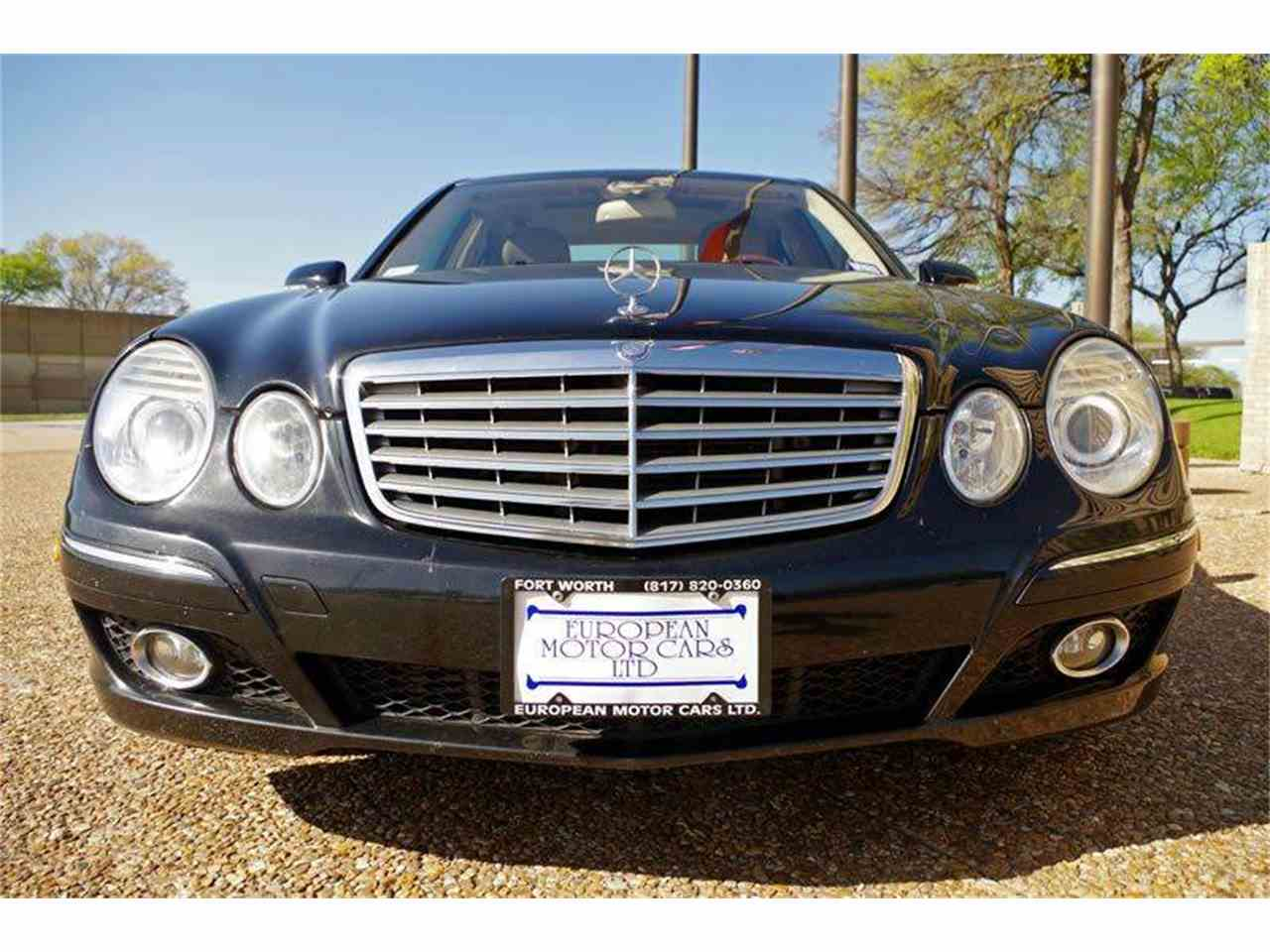 Large Picture of '08 E-Class - I375