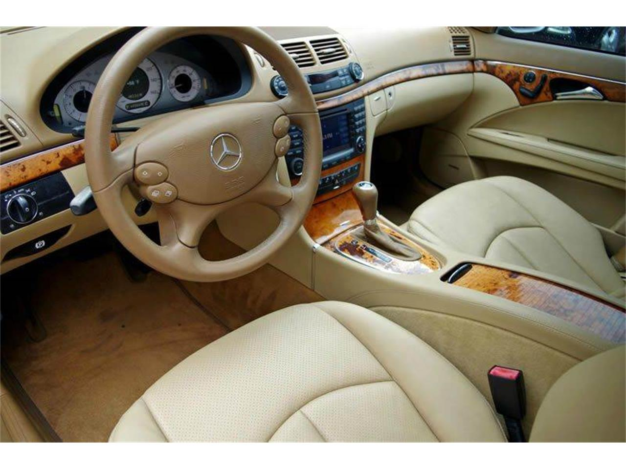 Large Picture of '08 E-Class - I37A