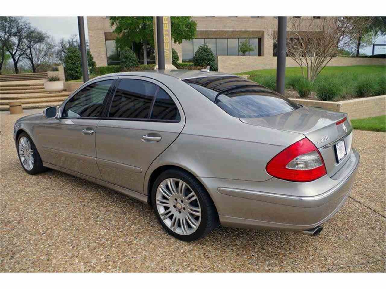 2008 mercedes benz e class for sale cc for Fort worth mercedes benz dealership