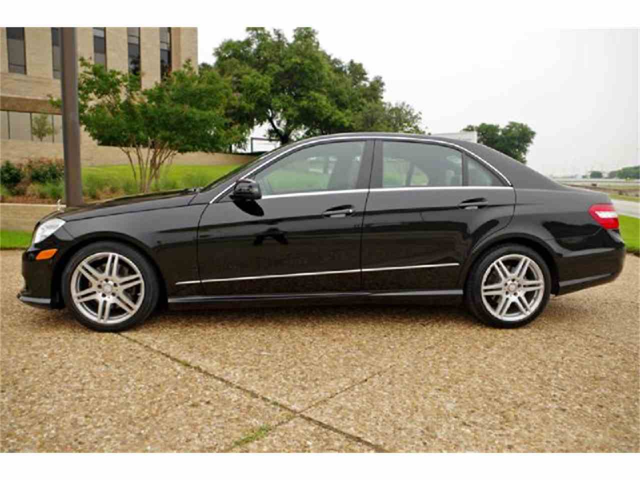 Large Picture of '10 E-Class - I37H
