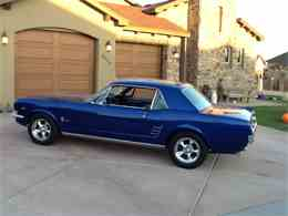 Picture of '66 Mustang - I37R