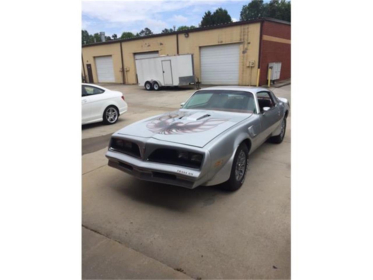 Large Picture of '77 Pontiac Firebird Trans Am Offered by Muscle Car Jr - I37U