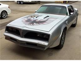 Picture of '77 Pontiac Firebird Trans Am Offered by Muscle Car Jr - I37U