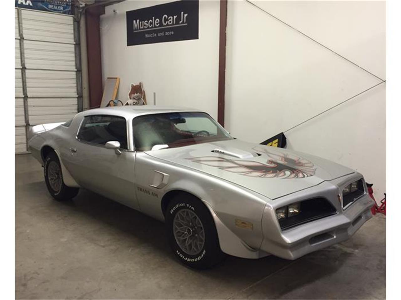 Large Picture of 1977 Pontiac Firebird Trans Am - $14,500.00 Offered by Muscle Car Jr - I37U