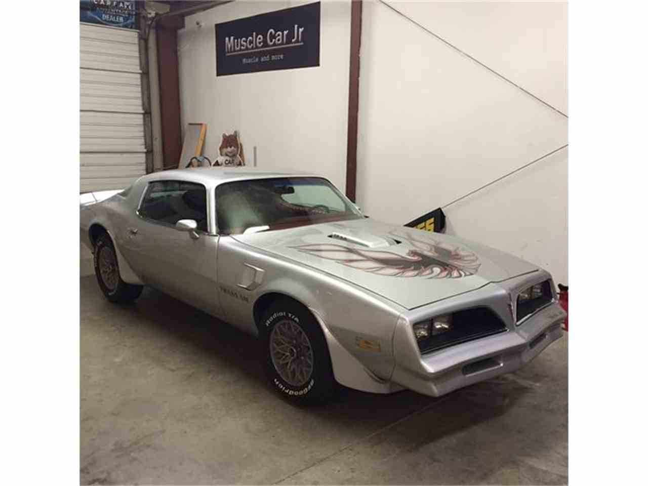 Large Picture of '77 Firebird Trans Am - I37U