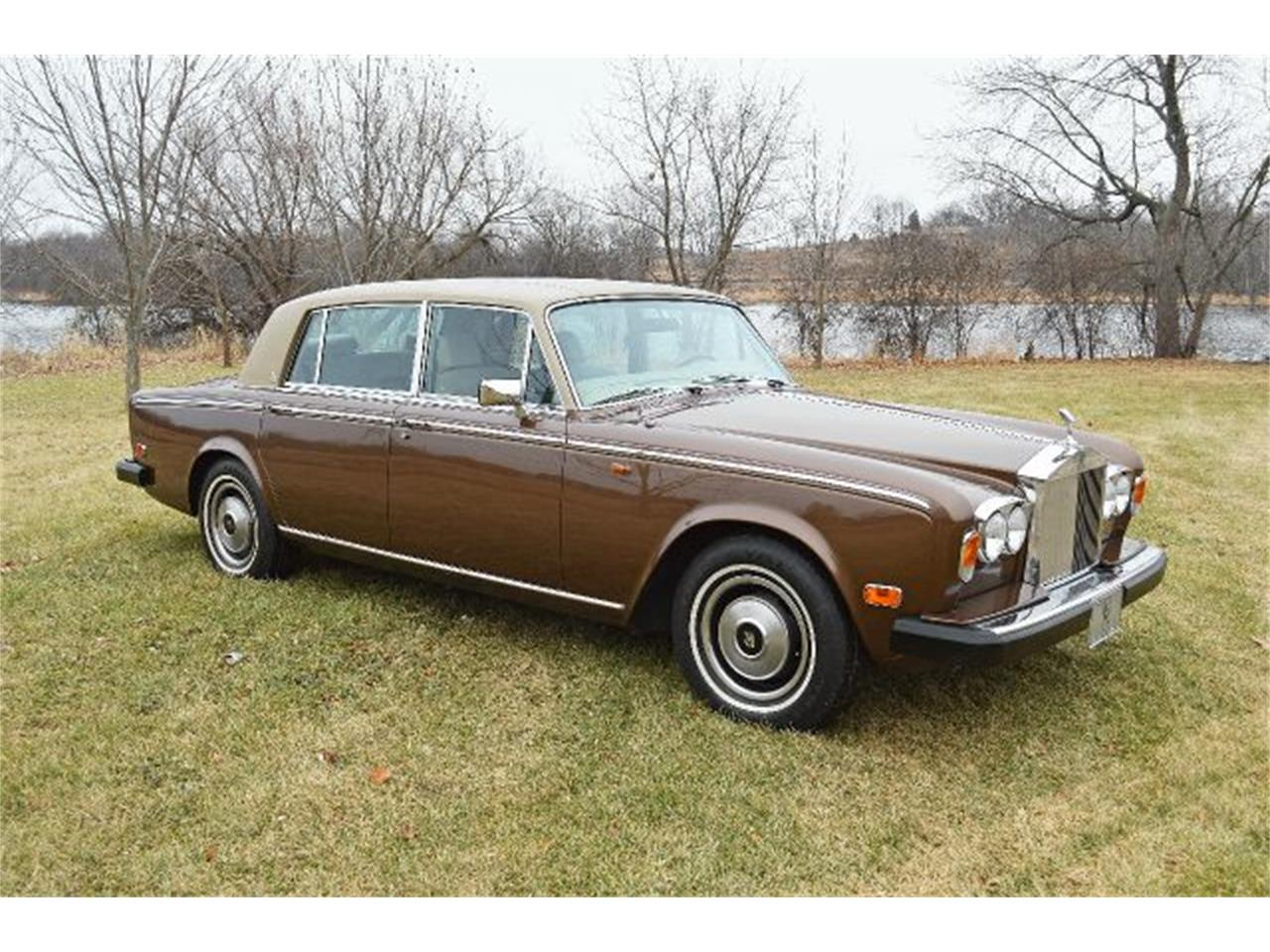 Large Picture of '80 Silver Shadow located in Carey Illinois - $35,900.00 Offered by Park-Ward Motors - I38L