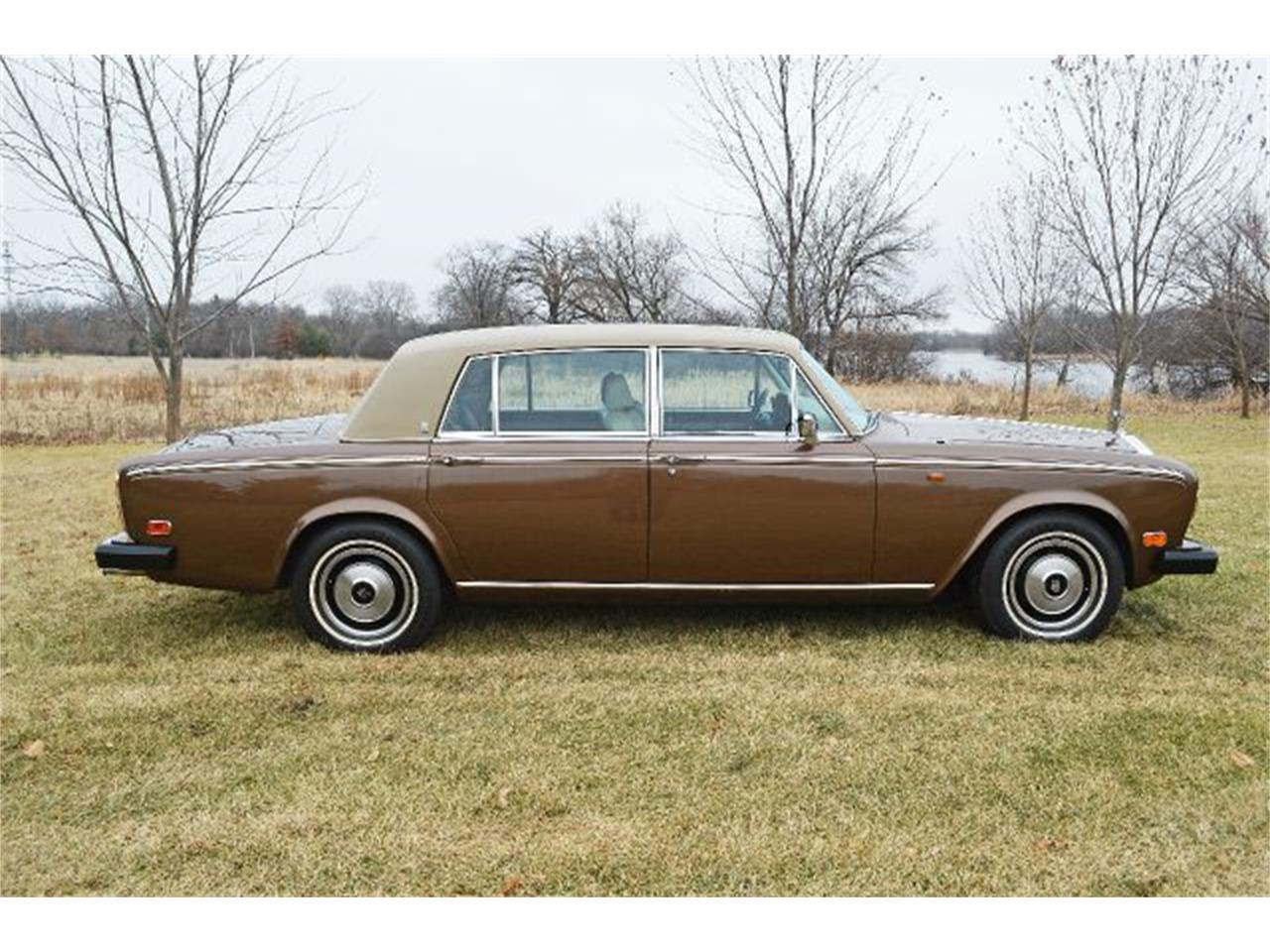 Large Picture of '80 Silver Shadow Offered by Park-Ward Motors - I38L