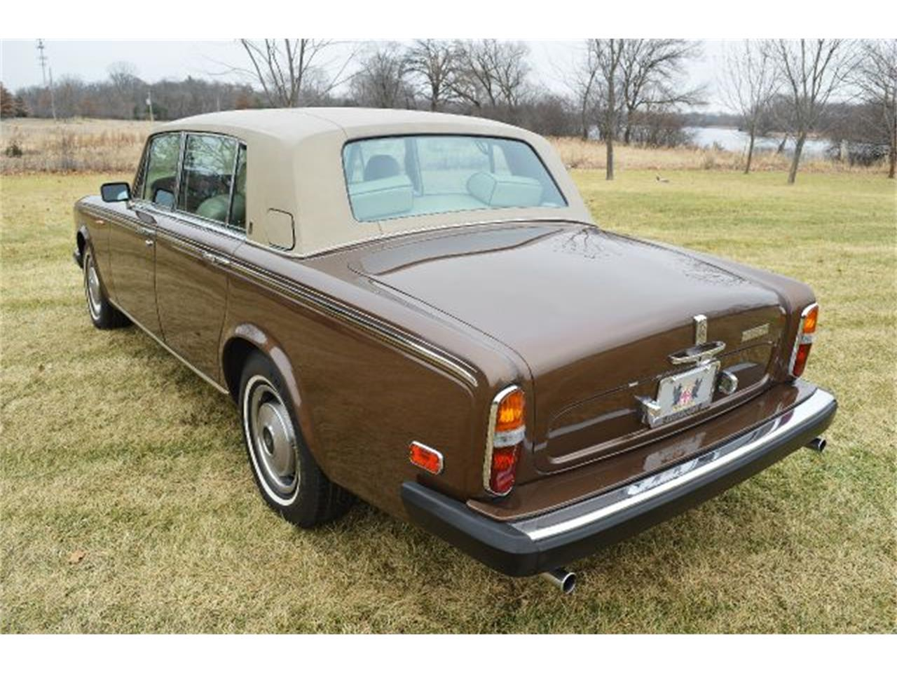 Large Picture of 1980 Silver Shadow located in Carey Illinois - $35,900.00 Offered by Park-Ward Motors - I38L