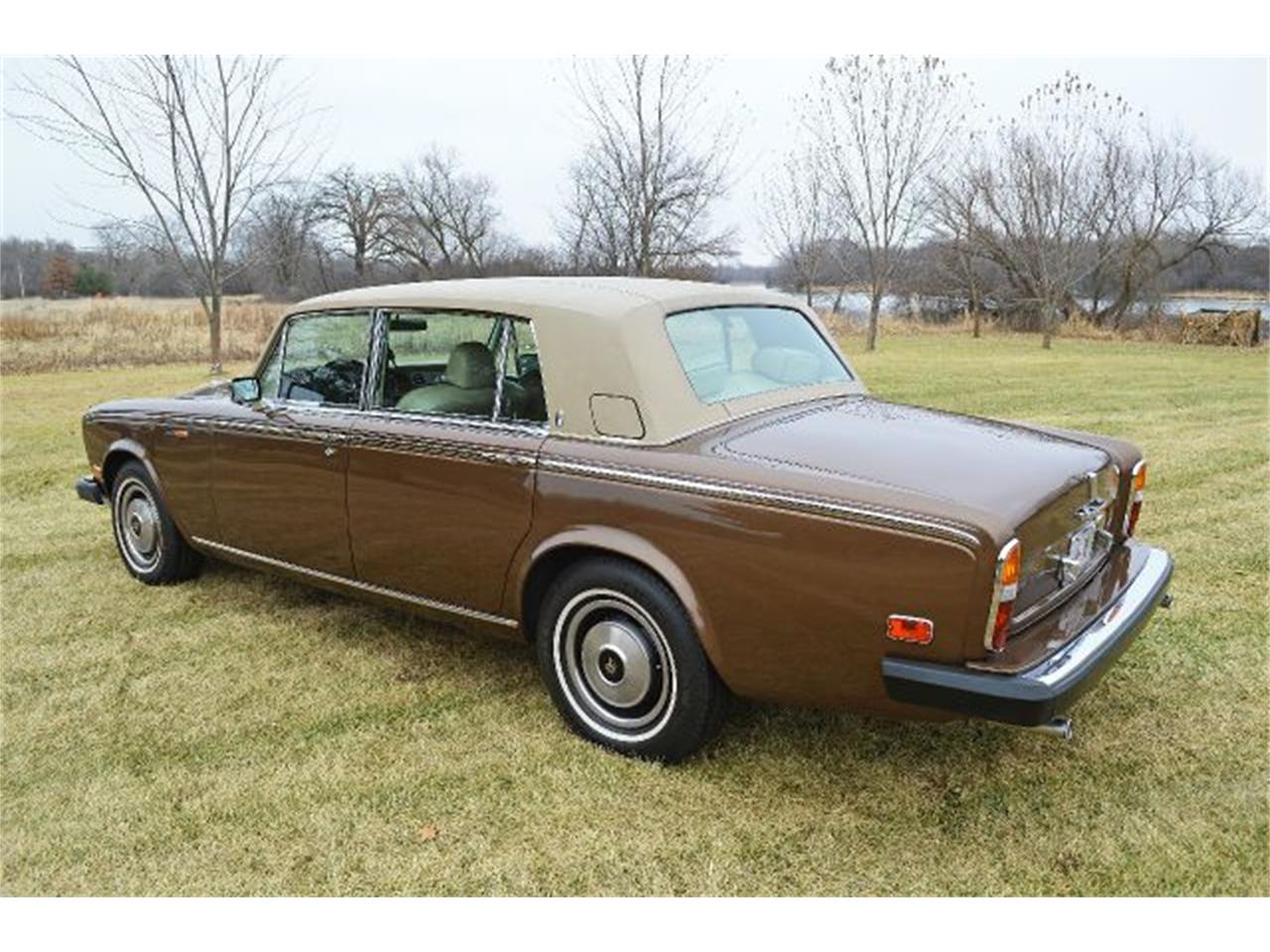 Large Picture of 1980 Rolls-Royce Silver Shadow located in Illinois - $35,900.00 - I38L