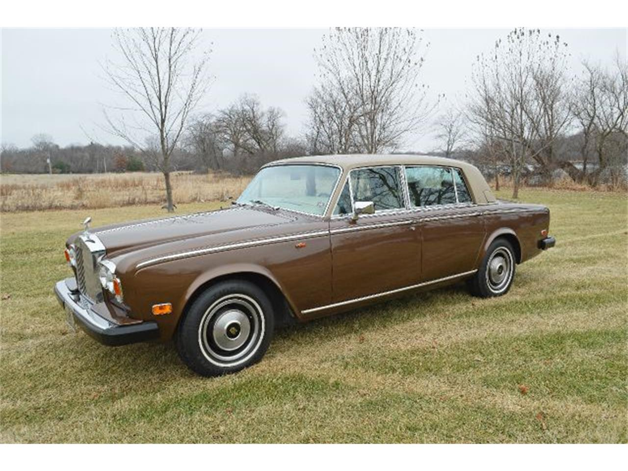 Large Picture of 1980 Rolls-Royce Silver Shadow - $35,900.00 - I38L