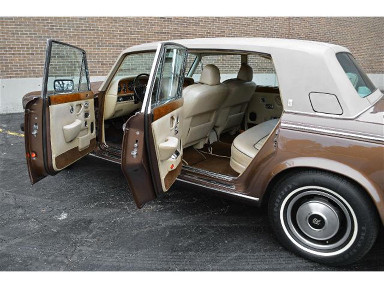 Large Picture of 1980 Silver Shadow Offered by Park-Ward Motors - I38L