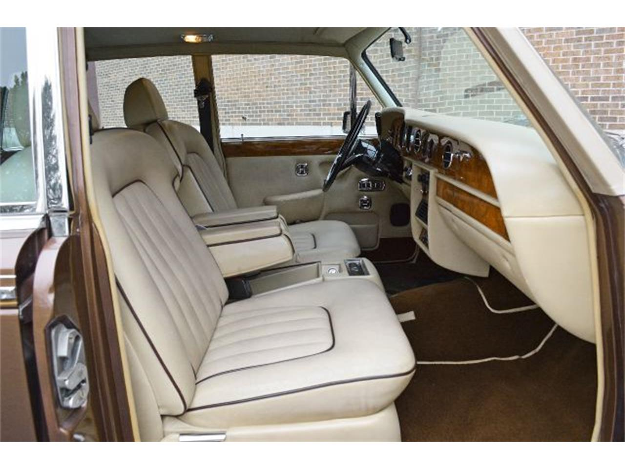 Large Picture of 1980 Rolls-Royce Silver Shadow located in Carey Illinois - $35,900.00 Offered by Park-Ward Motors - I38L