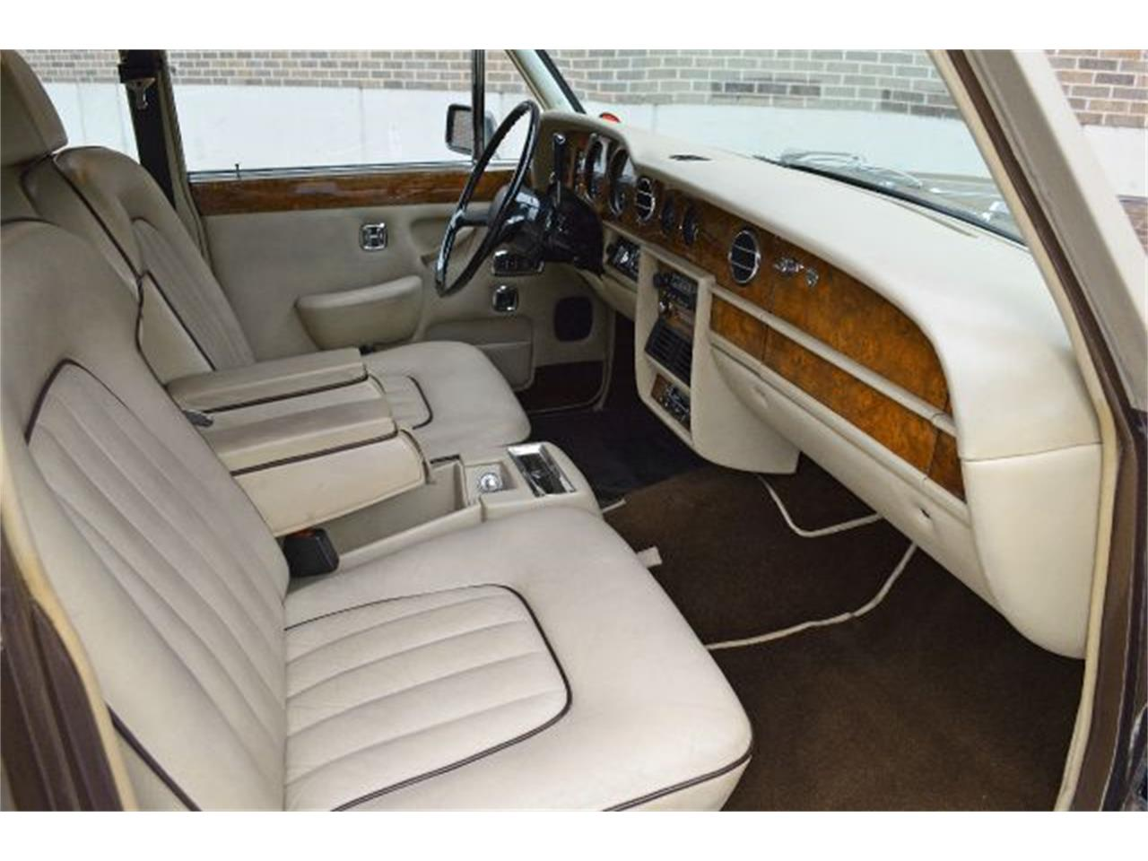 Large Picture of '80 Rolls-Royce Silver Shadow located in Carey Illinois Offered by Park-Ward Motors - I38L