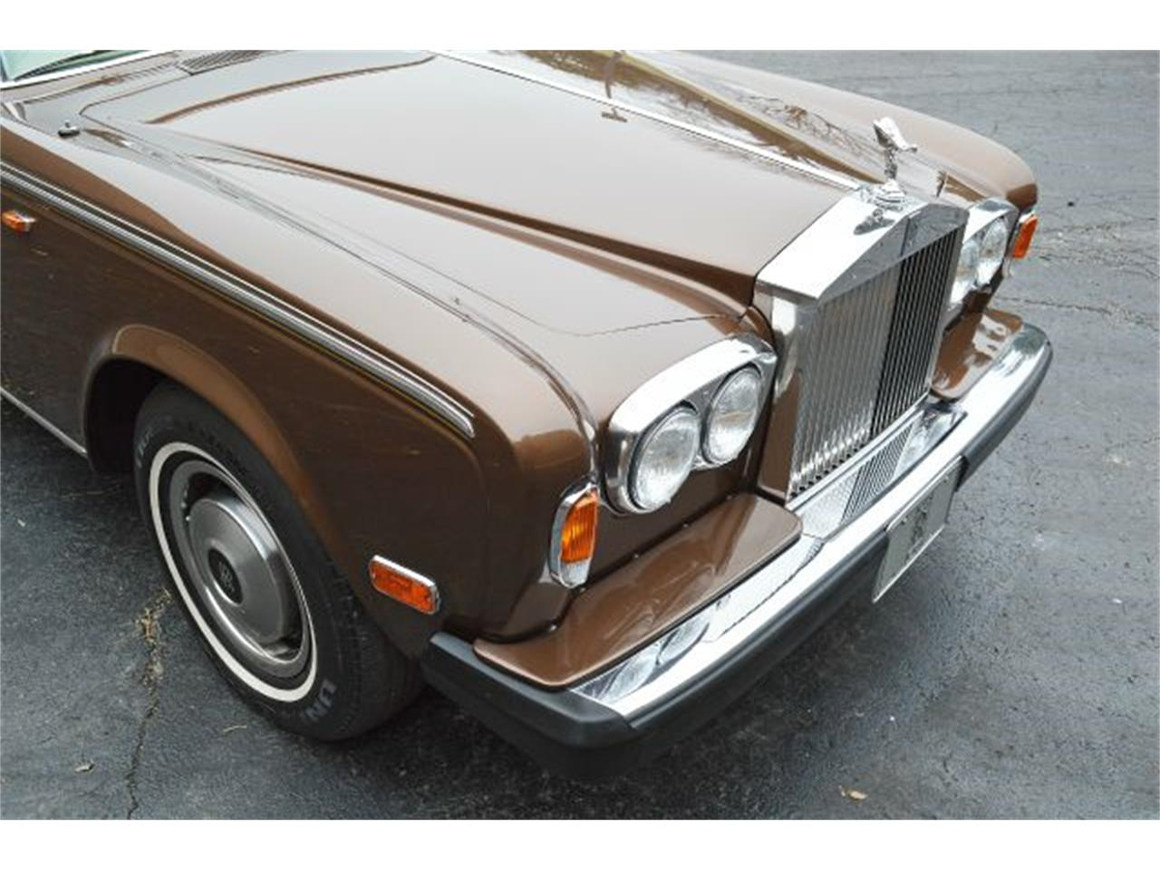 Large Picture of '80 Silver Shadow - $35,900.00 Offered by Park-Ward Motors - I38L
