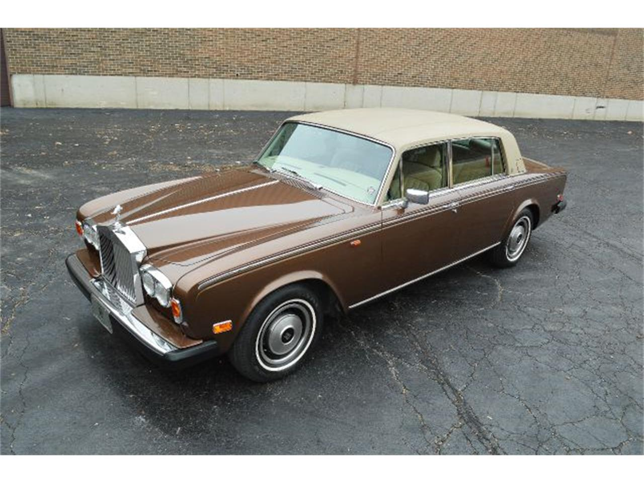 Large Picture of '80 Rolls-Royce Silver Shadow - $35,900.00 Offered by Park-Ward Motors - I38L